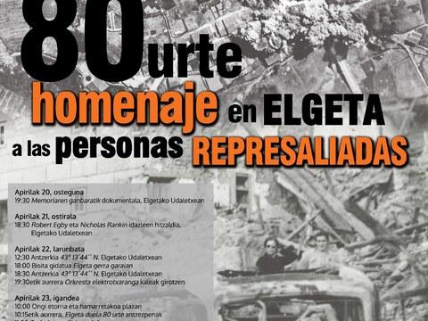80 años de la resitencia antifranquista de Intxorta