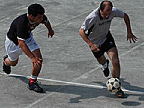 Ariñiketan campeón de futbito