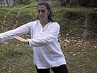 Asun Martínez será la monitora de Tai-Chi