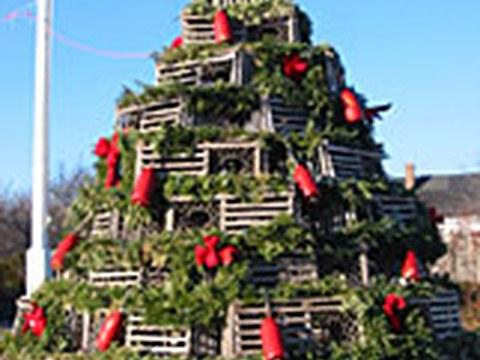 Concurso de árboles navideños