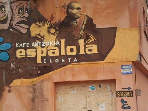 El plazo para presentar propuestas para la gestión del Espaloia Kafe-Antzokia terminará el 12 de septiembre