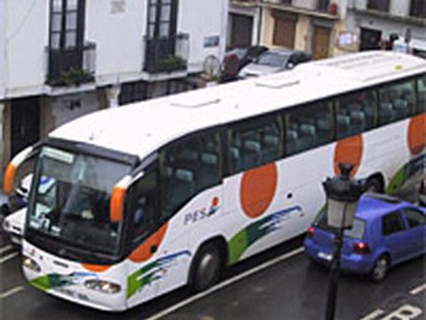 Nuevo servicio de autobús