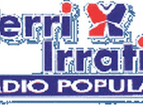 Radio Popular  en Elgeta el sábado