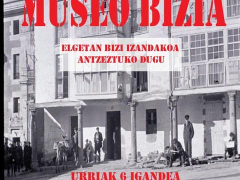 Se necesitan voluntarias/os para la recreación de lo vivido en Elgeta en 1936