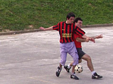Semifinales de Futbito el sábado
