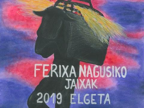 2019ko Ferixa Nagusiko Jaixen programa prest du jai batzordeak