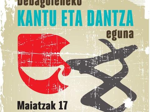 Dantza eta kantu eguna ospatuko da maiatzaren 17an